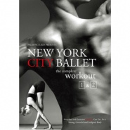 【DVD】New York City Ballet Workout the complete workout 1&2[UIBY-15080]