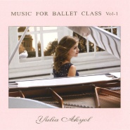 【CD】MUSIC FOR BALLET CLASS. VOL-1