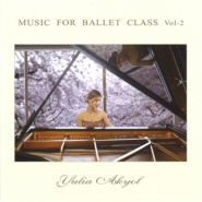 【CD】Music for Ballet Class