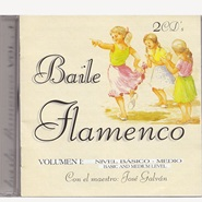 【CD】Baile Flamenco vol.1(2枚組)