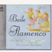 【CD】Baile Flamenco vol.2(2枚組)