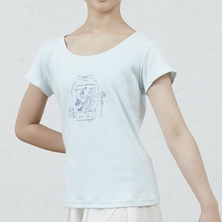 半袖Tシャツ 4013 | バレエ・ダンス用品なら公式通販サイト ...